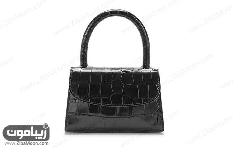 کیف چرم کوچک زنانه