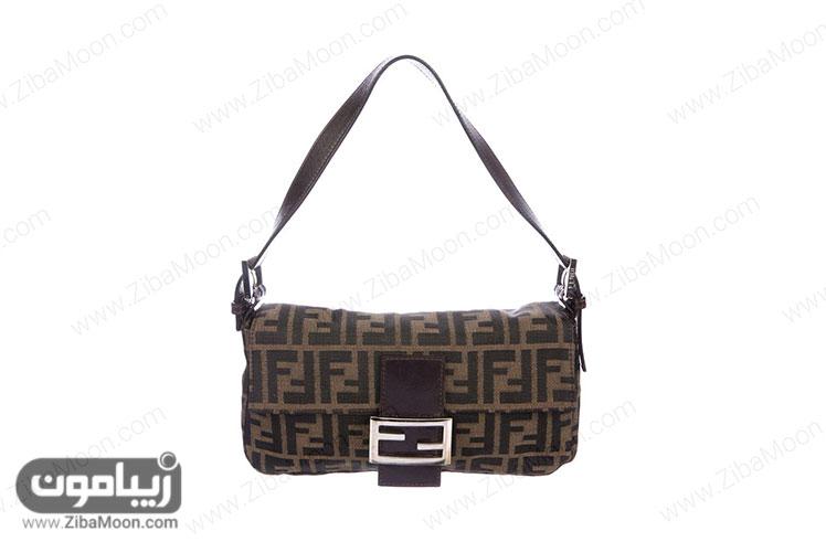 کیف کوچک زنانه برند فندی