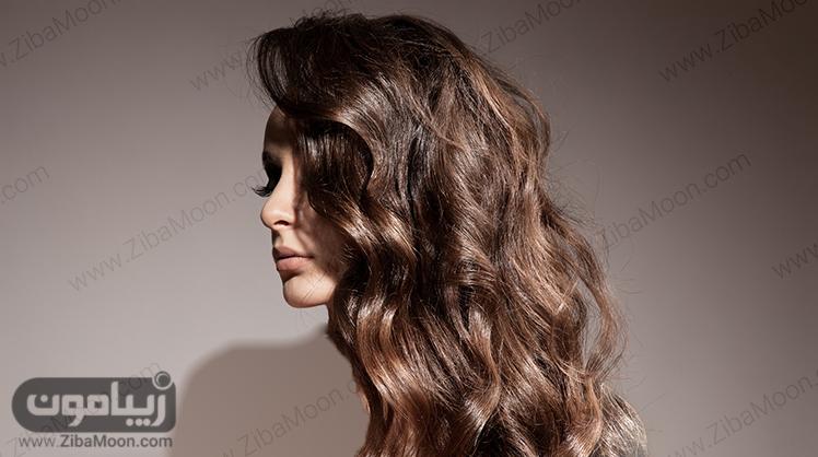 موهای تمیز و زیبا