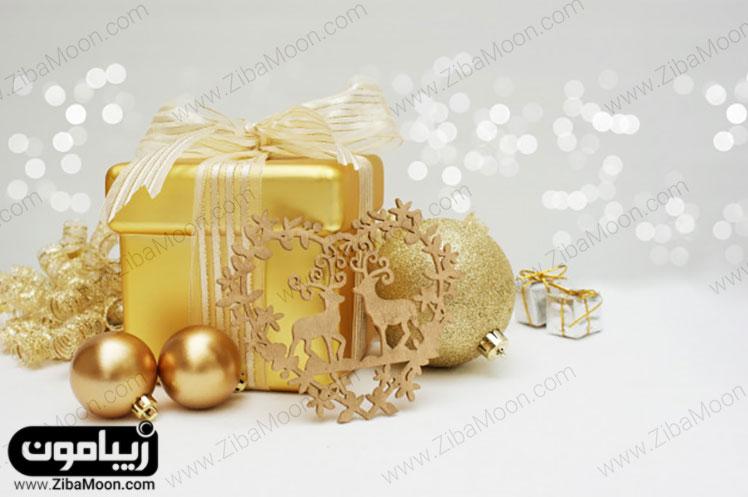 هدیه طلا برای خانم ها