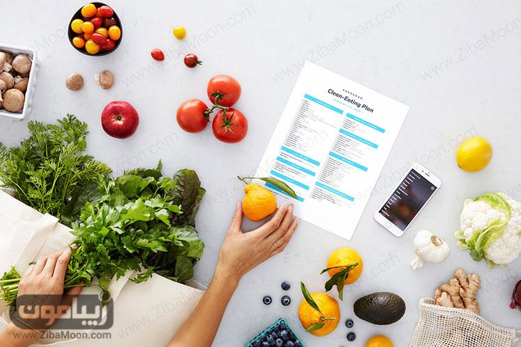 برنامه رژیم لاغری و کاهش وزن