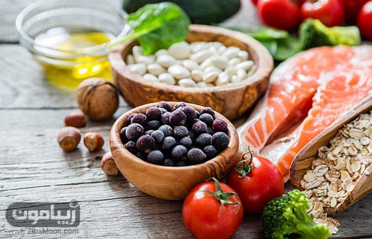 مواد غذایی سالم و مفید