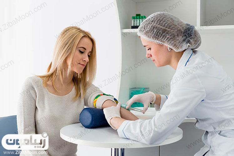 آزمایش خون