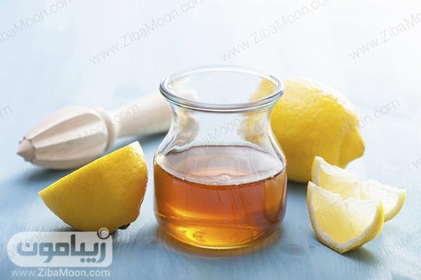 عسل و آبلیمو