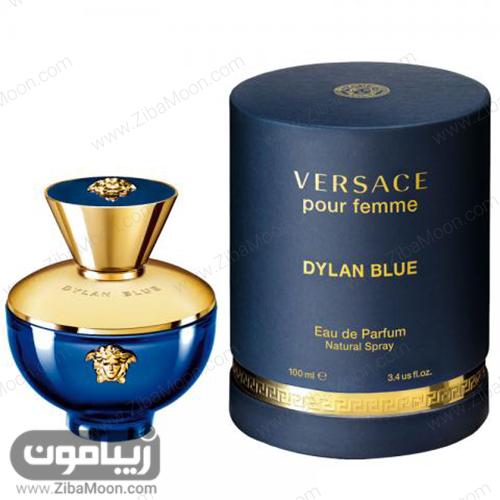 عطر زنانهDylan Blue Pour Femme از برند ورساچی