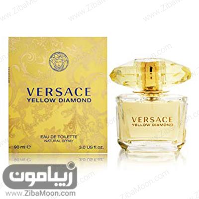 عطر زنانهYellow Diamond از برند Versace