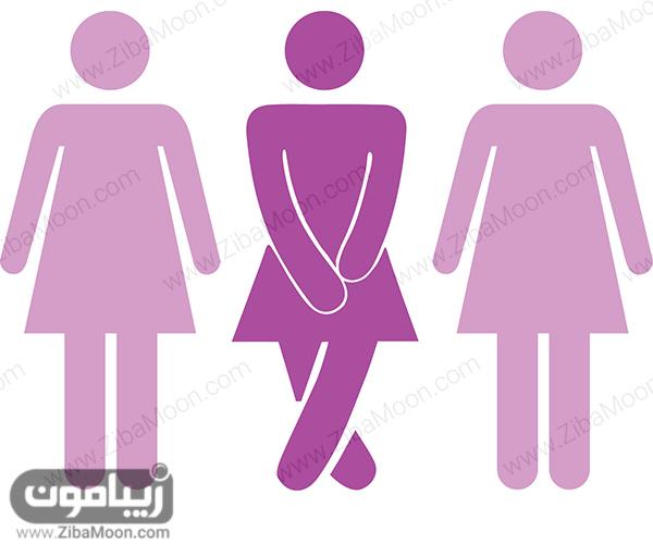 تکرر ادرار در زنان