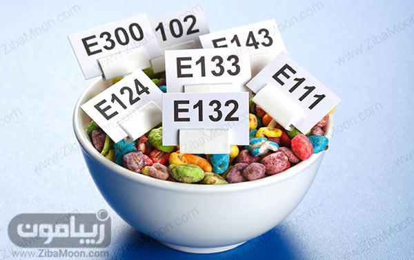 ترکیبات شیمیایی مواد نگهدارنده