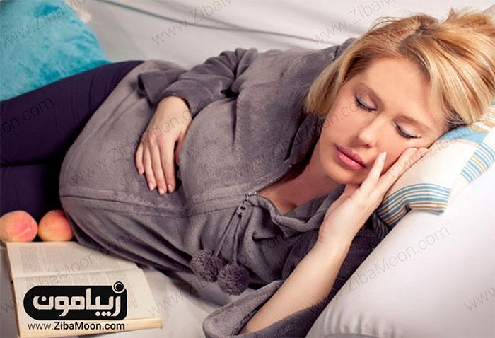 اختلال خواب در دوران بارداری