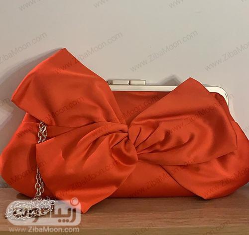 کیف نارنجی مجلسی