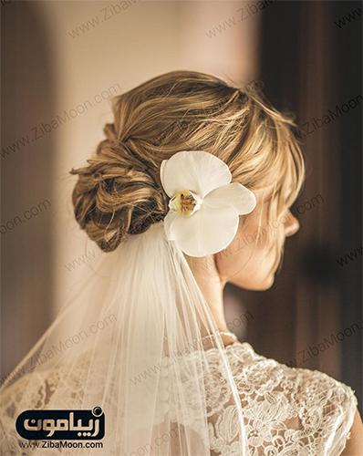 مدل موی عروس 2019