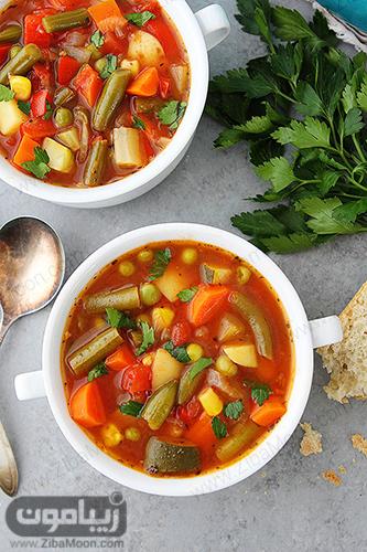 سوپ سبزیجات