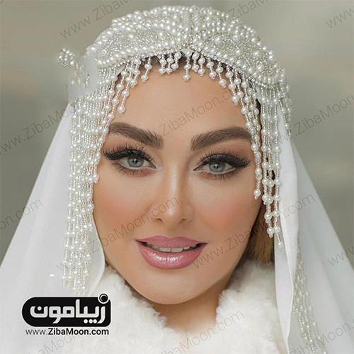 آرایش الهام حمیدی