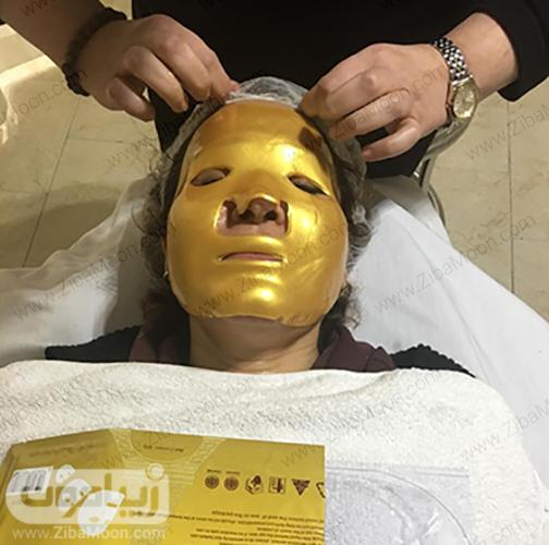 ماسک مراقبت از پوست