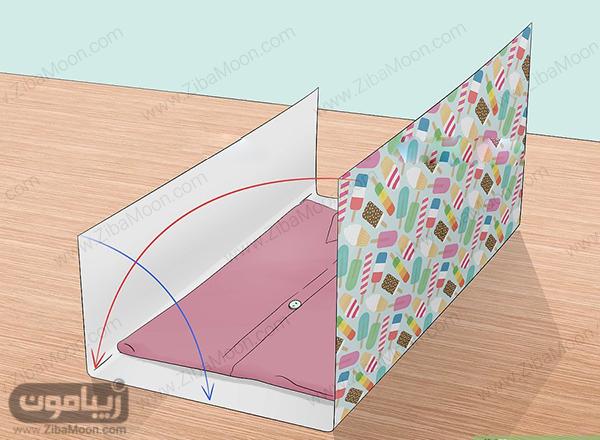 بسته بندی کادو لباس