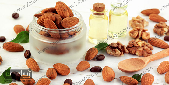 , خاصیت های روغن بادام شیرین برای پوست