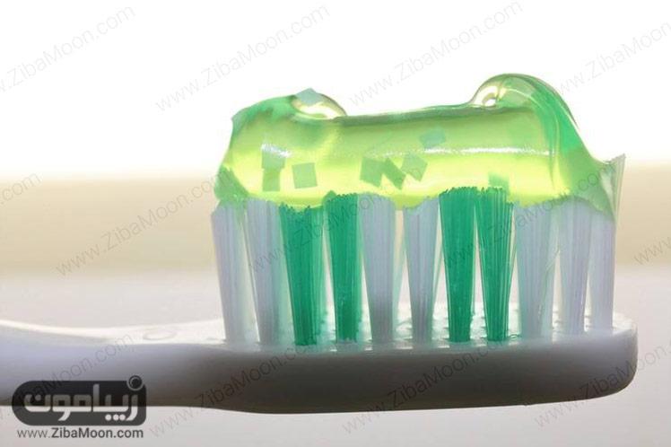 خمیر دندان ژله ای