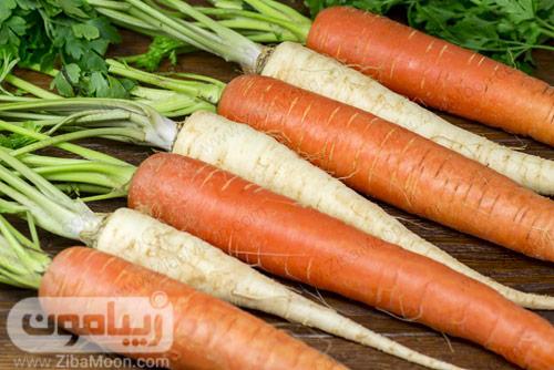 هویج و زردک