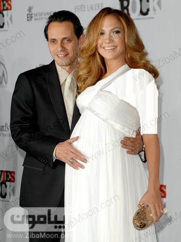 حاملگی جنیفر لوپز