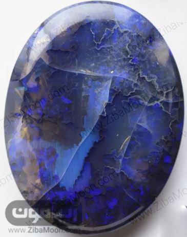 سنگ اوپال سیاه