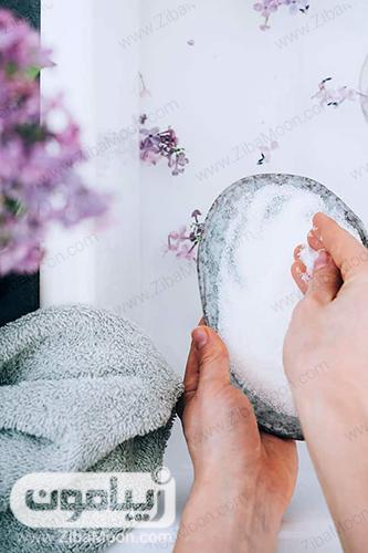 خاصیت ها و موارد کاربردی شگفت انگیز جوش شیرین در حمام