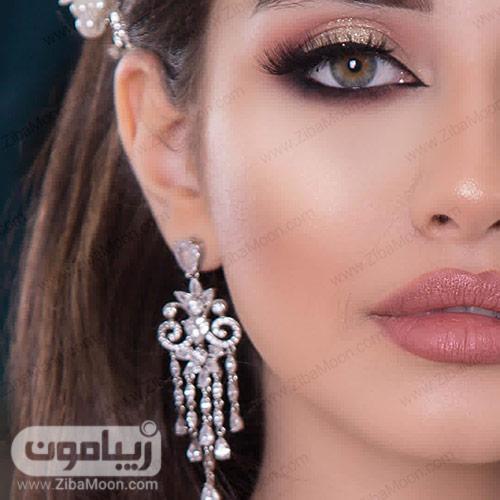 آرایش عروس 2019