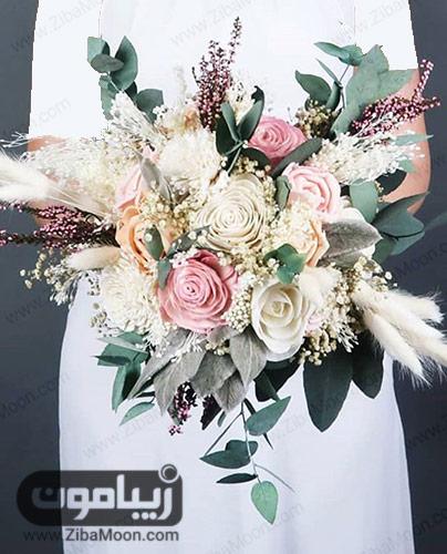 دسته گل وحشی عروس