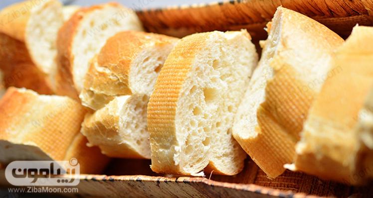 نان سفید