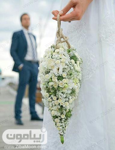 مدل دسته گل متفاوت عروس