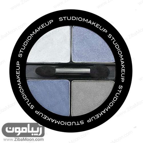 سایه چشم چهارتاییاستودیومیکاپ