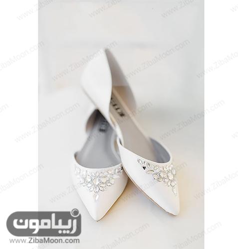 کفش تخت عروس