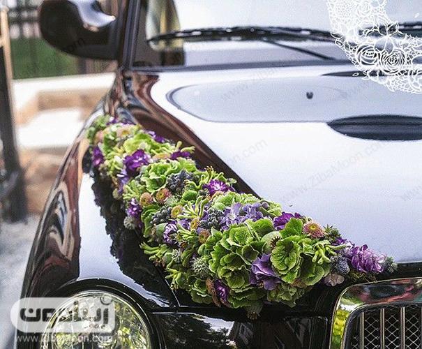 ماشین عروس مدرن