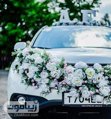مدل ماشین عروس شیک و خاص