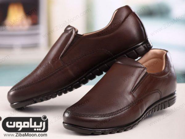 کفش راحتی و طبی مردانه