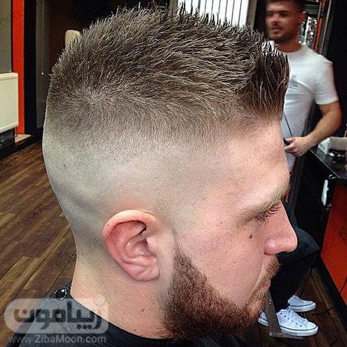 مدل مو سایه ای و کوتاه مردانه