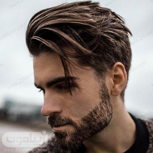 مدل مو مردانه خاص و جذاب