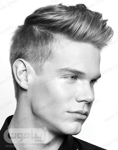 مدل مو پسرانه خامه ای و جدید