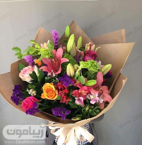 مدل دسته گل بزرگ و زیبا برای خواستگاری