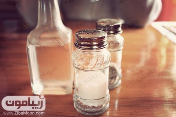 سرکه و نمک