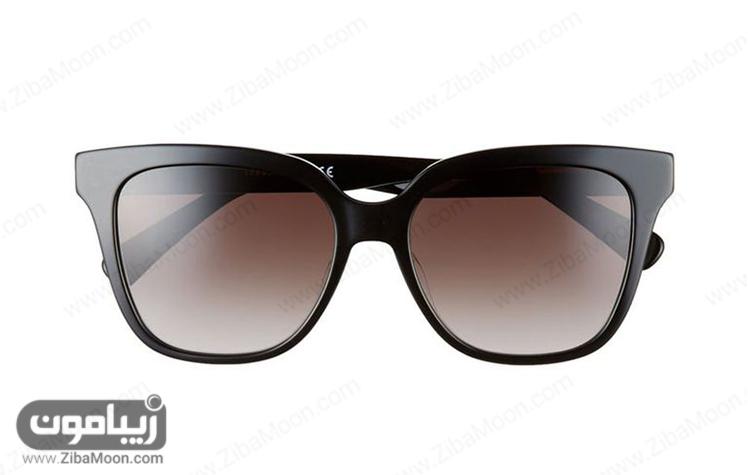 عینک آفتابی بزرگ مربعی