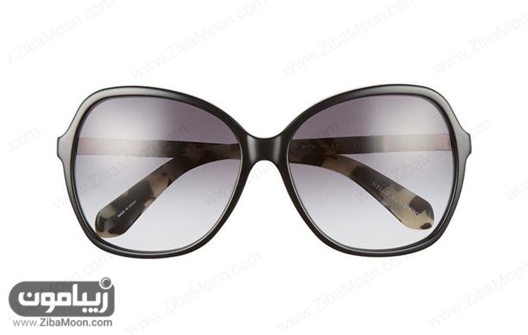 عینک آفتابی مربعی اورسایز