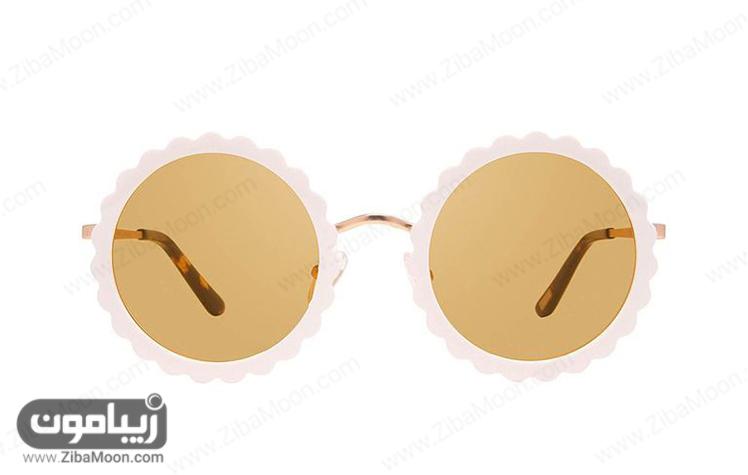 عینک گرد فانتزی