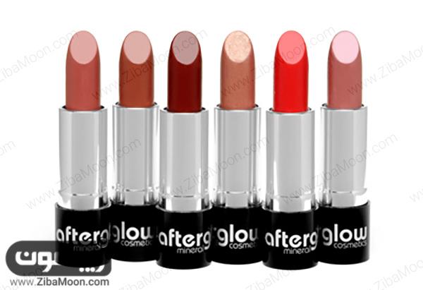 رژلب بدون سربAfterglow Lip Love Lipstick