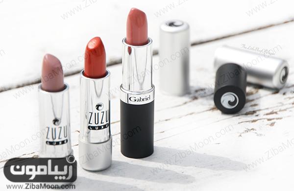 رژلب بدون سربZuzu Luxe Lipstick