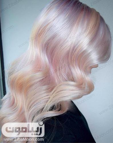 رنگ مو اوپال هالیوودی