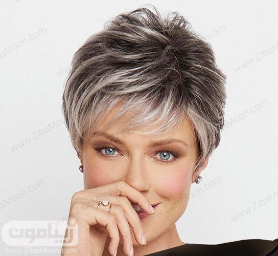 مدل مو کوپ شیک و زیبا