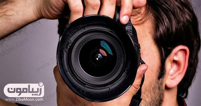 ژست عکاسی