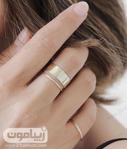مدل انگشترهای ساده و شیک