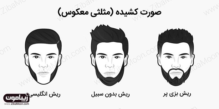 انواع مدل های ریش مردانه