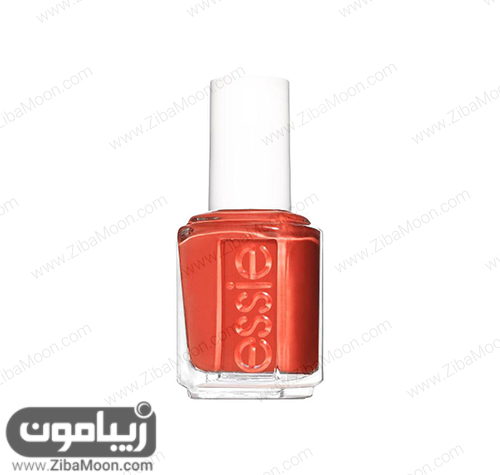لاک ناخن صورتی - نارنجی از برندessie